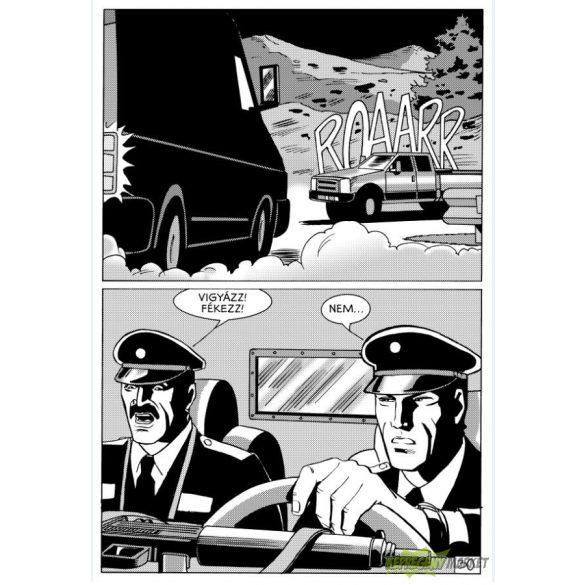 Diabolik 9. - Országúti csapda