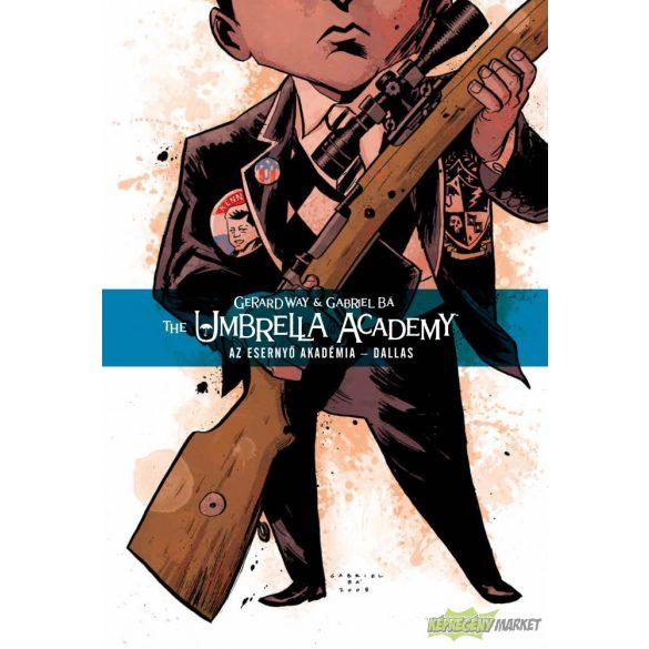 The Umbrella Academy /Az Esernyő akadémia 2 - Dallas