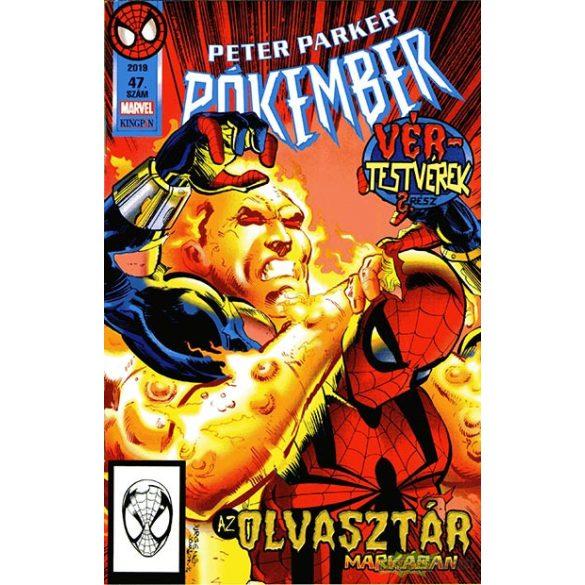 Peter Parker Pókember 47.