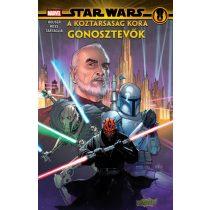 Star Wars - A köztársaság kora - Gonosztevők
