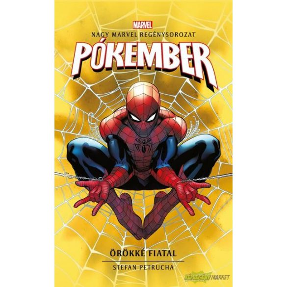 Pókember - Örökké fiatal (regény)