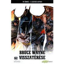 Batman sorozat 38.kötet-Bruce Wayne visszatérése