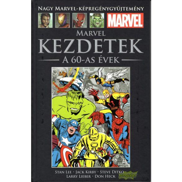 Marvel - Kezdetek: A 60-as évek