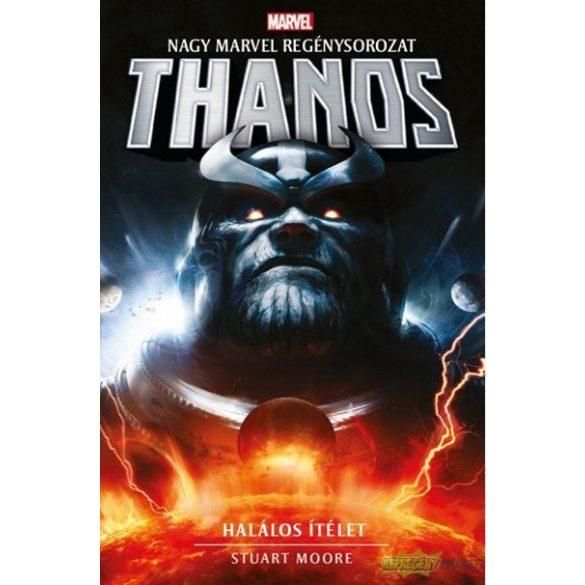 Marvel: Thanos - Halálos ítélet (regény)