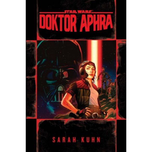 Star Wars - Doktor Aphra (Regény)