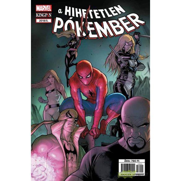 A Hihetetlen Pókember 41. képregény