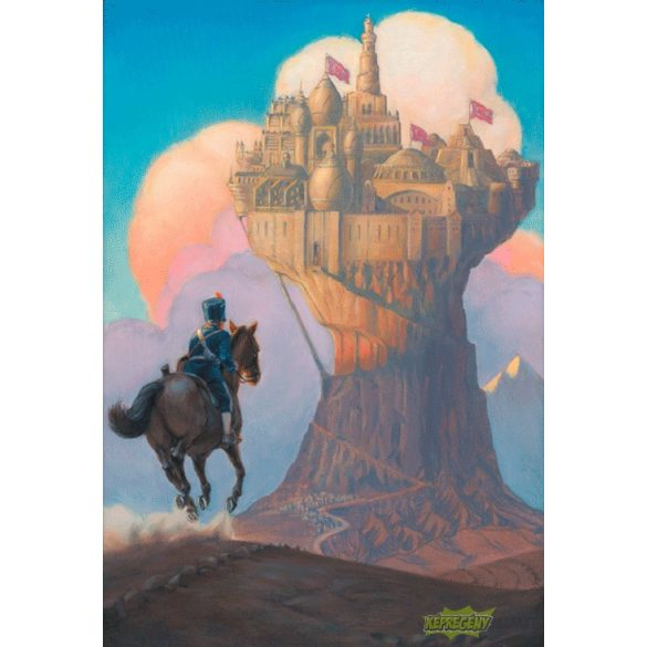 Felfedezők társasága - (regény és képregény)