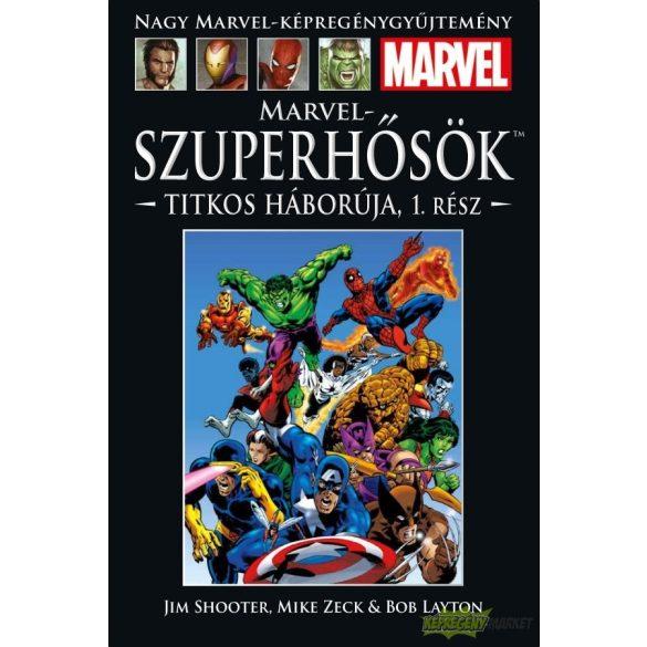 Marvel -Szuperhősök-Titkos háborúja 1.