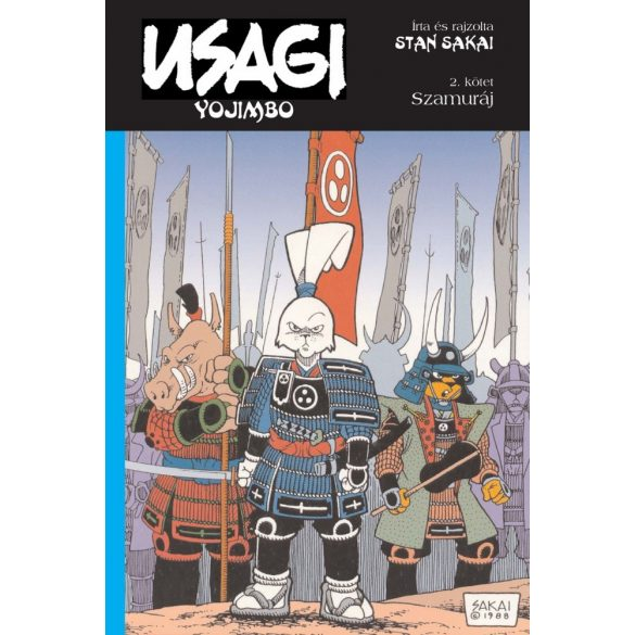 Usagi Yojimbo 2 - Szamuráj