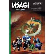 Usagi Yojimbo 4 - A Sárkányüvöltés összeesküvés