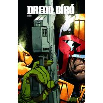 Dredd bíró 1.kötet/normál változat