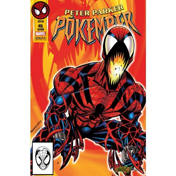 Peter Parker Pókember 45.