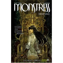 Monstress-Fenevad 1.kötet - Ébredés