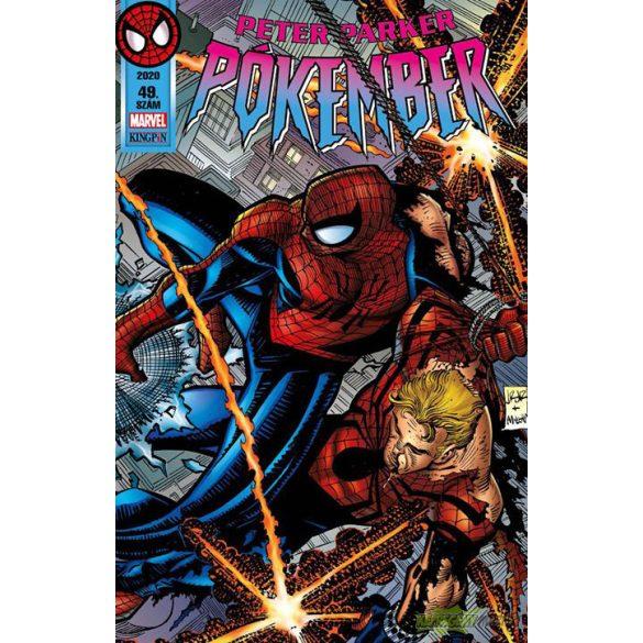 Peter Parker Pókember 49.