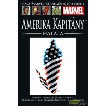 Amerika kapitány halála