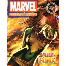Marvel figura 22. - Jean Grey-Főnix
