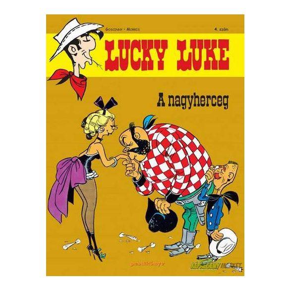 Lucky Luke 4 - A nagyherceg