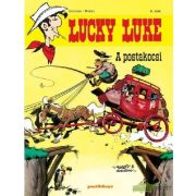 Lucky Luke 6 - A postakocsi