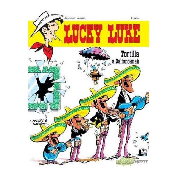 Lucky Luke 7. - Tortilla a Daltonoknak