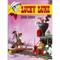 Lucky Luke 8. - Jesse James