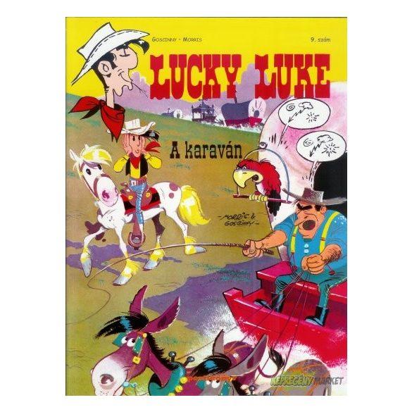 Lucky Luke 9. - A karaván
