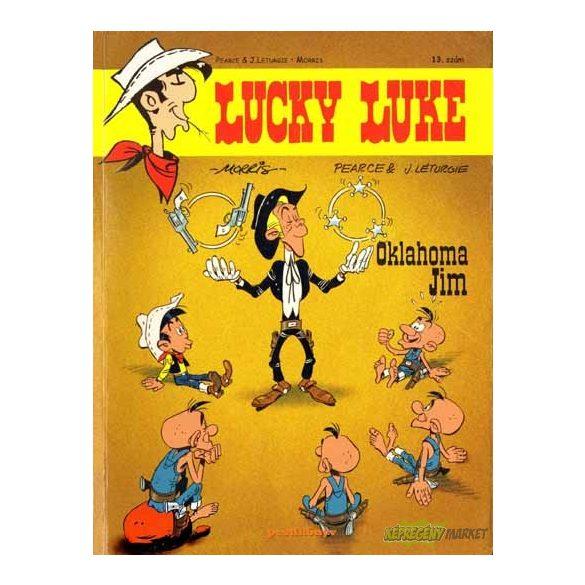 Lucky Luke 13.- Oklahoma Jim