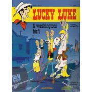 Lucky Luke 11 - A washingtoni férfi
