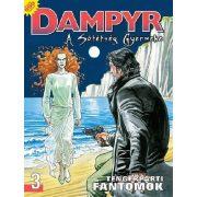 Dampyr 3. - A sötétség gyermeke - Tengerparti fantomok