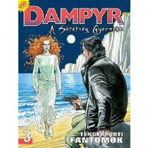 Dampyr 3. - Tengerparti fantomok