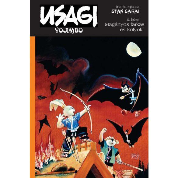 Usagi Yojimbo 5 - Magányos kecskekölyök