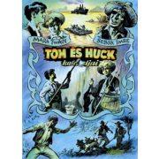 Tom és Huck kalandjai  #képregény