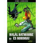 Batman sorozat 25.kötet - Halál Batmanre és Robinra