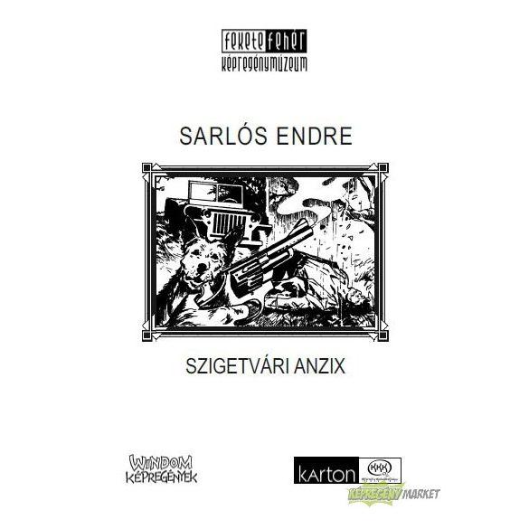 Sarlós Endre - Szigetvári anzix  #képregény