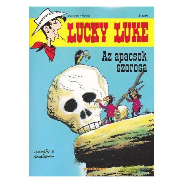Lucky Luke 15. - Az apacsok szorosa