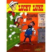 Lucky Luke 16. - Pinkerton ellen