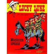 Lucky Luke 17. - Magányos lovasok
