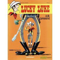 Lucky Luke 18. - A 20. Lovasezred