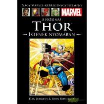 A hatalmas Thor - Istenek nyomában - képregény