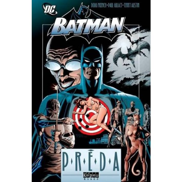 Batman - Préda