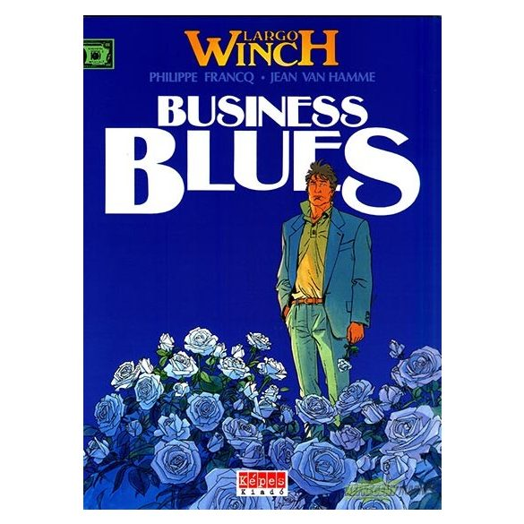 Largo Winch 4 - Business Blues