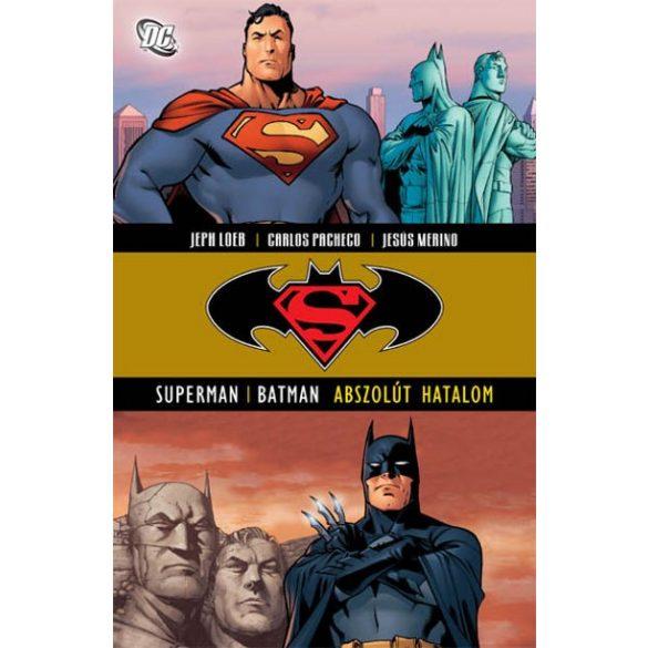 Superman-Batman - Abszolút hatalom