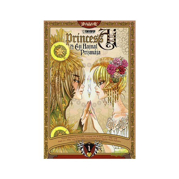 Princess Ai - Az éjjeli hajnal primája 1.