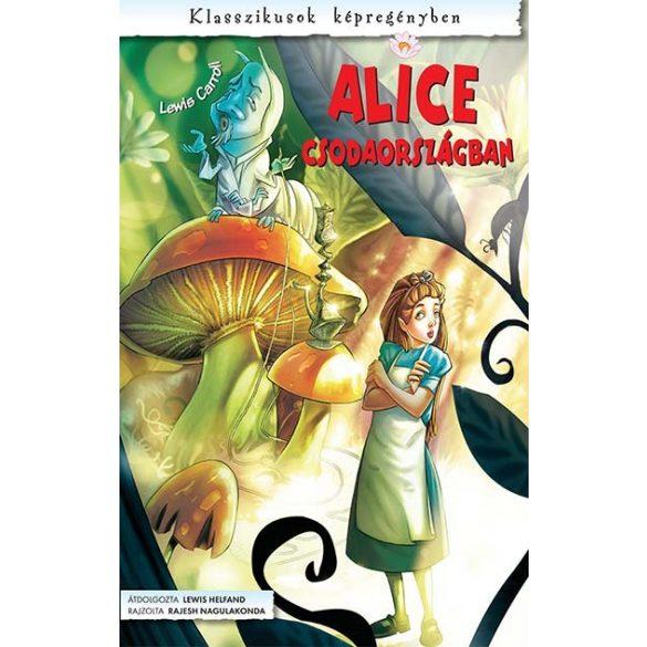 Alice csodaországban  #képregény