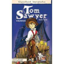 Tom Sawyer kaladkai  #képregény