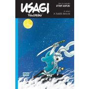 Usagi Yojimbo 8 - A halál árnyai