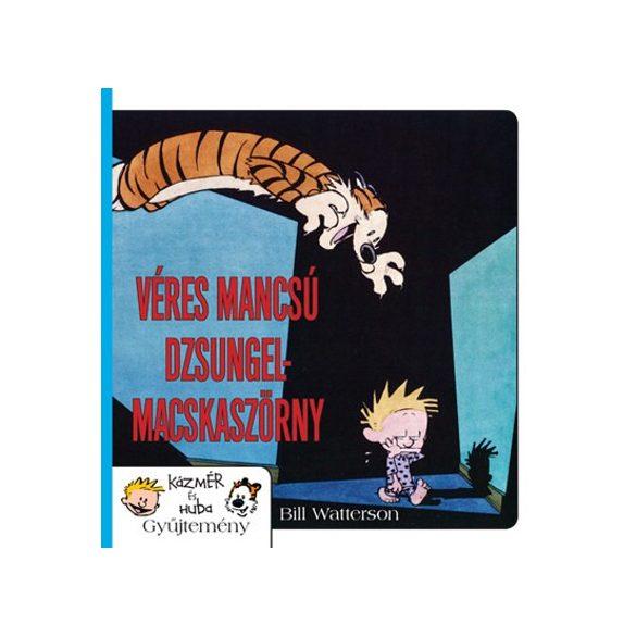 Kázmér és Huba 9. - Véres mancsú dzsungel-macskaszörny