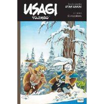 Usagi Yojimbo 11 - Évszakok