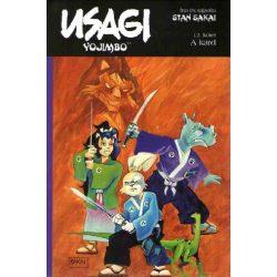 Usagi Yojimbo 12 - A kard