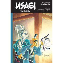 Usagi Yojimbo 13 - Szürke árnyak