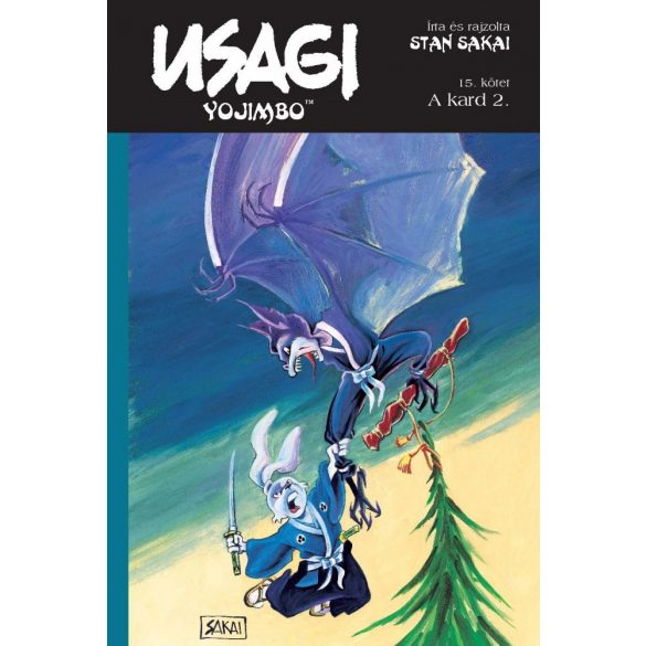 Usagi Yojimbo 15 - A kard 2